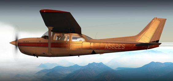 X-Plane – Alabeo